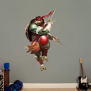 Raphael - TMNT Movie Fathead Wall Decal